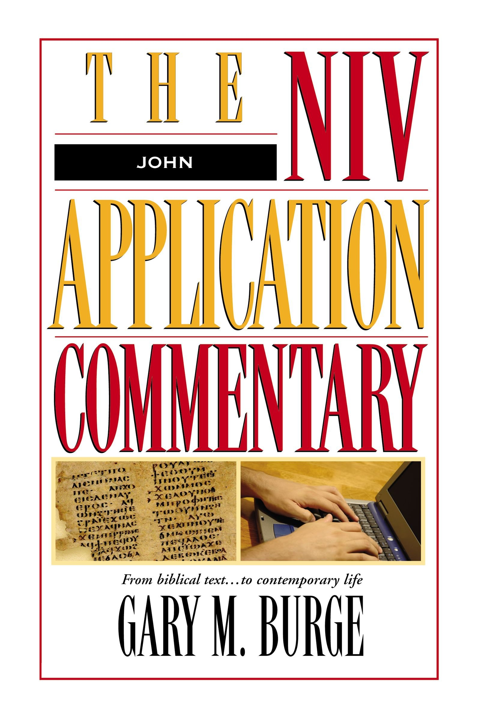 Download John: The NIV Application Commentary ebook
