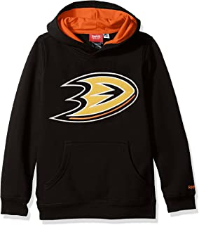 01557ee833e Amazon.com   Outerstuff NHL Youth Girls Female Forward Funnel Neck ...