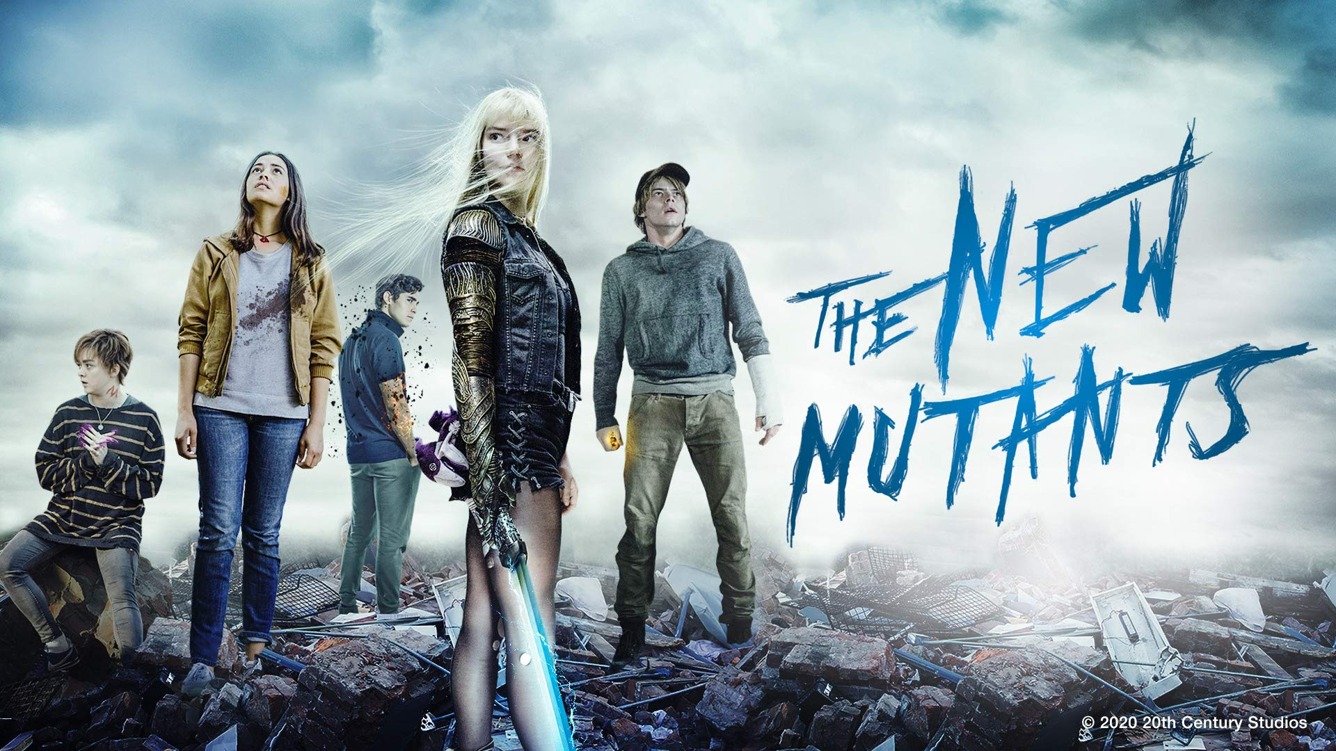 Watch The New Mutants Prime Video
