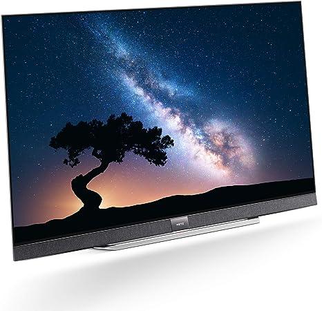 METZ Blue S9A - Televisor Smart 4K UHD de 65 pulgadas, Android 8.0, 6 altavoces, sintonizador triple, Netflix, YouTube (HDMI, ranura CI, USB, audio digital): Amazon.es: Electrónica