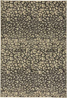 """product image for Ingwe Coal 7' 10"""" x 10' 10"""" Rectangle Machine Woven Rug"""