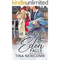 The Angel of Eden Falls: A Sweet, Marriage of Convenience Romance book cover