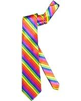 Widmann 05739–Cravatta arcobaleno, One size