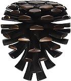 Pinecone Door Knocker - Oiled Bronze (Premium Size)