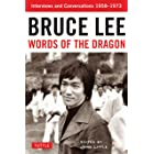 Words of the Dragon: Interviews, 1958-1973 (Bruce Lee Library)