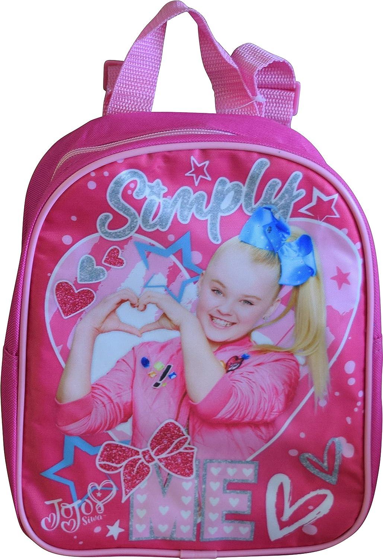 Nickelodeon Jojo Siwa Girls 10 Backpack