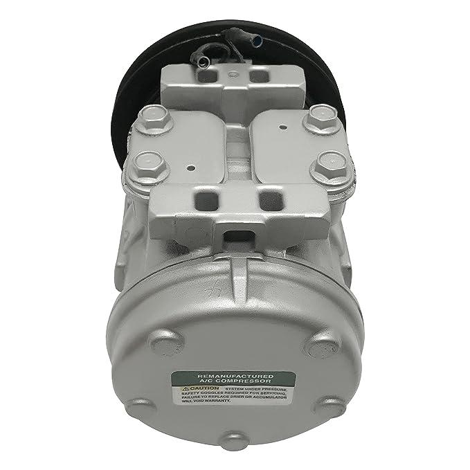 ryc remanufacturados AC Compresor y a/c embrague eg389: Amazon.es: Coche y moto