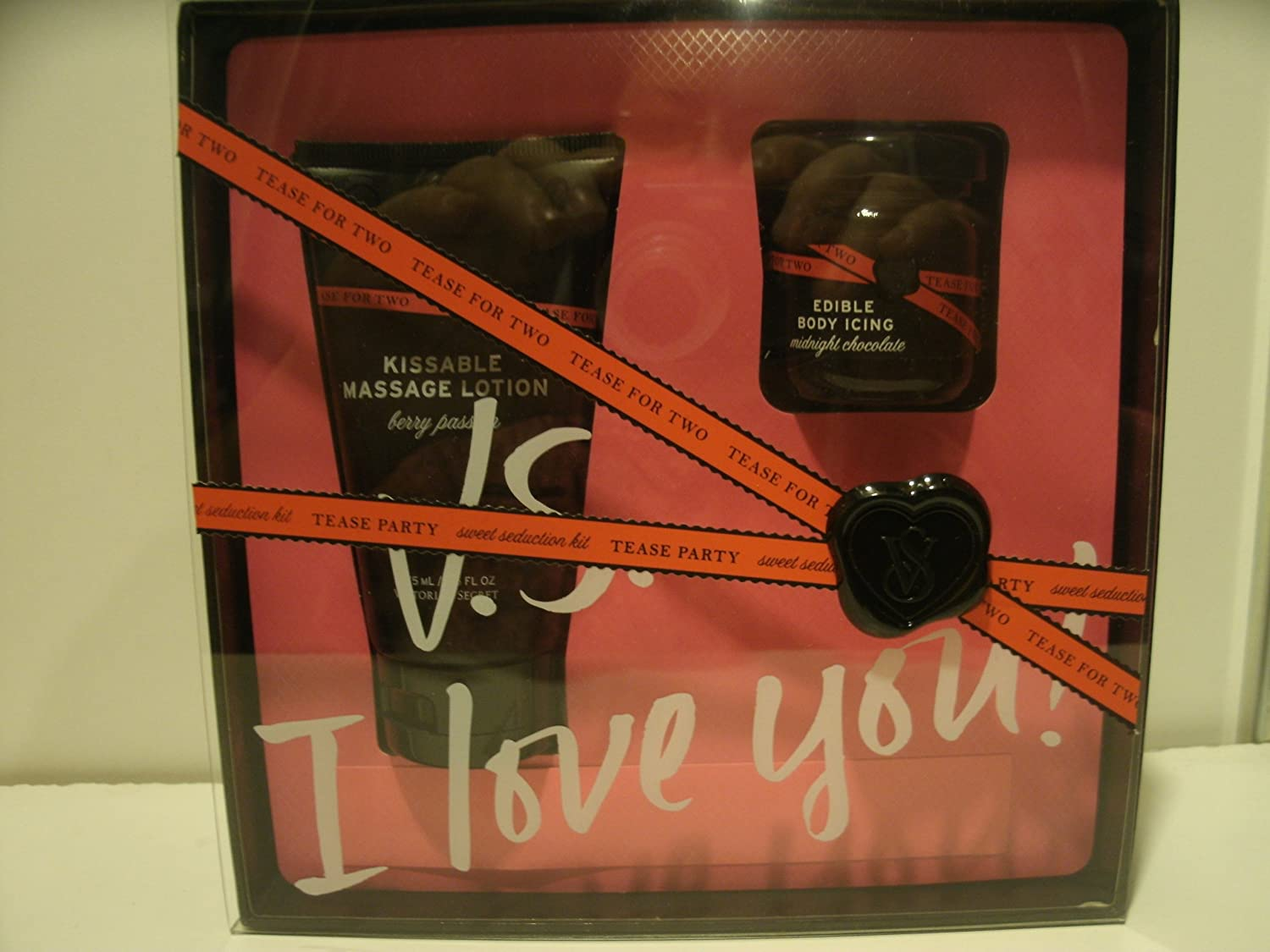 What is midnight chocolate edible body iceing from Victoria secrets?