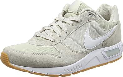 Nike Nightgazer, Zapatillas de Running para Hombre, Beige (Light Bone/White), 42.5 EU: Amazon.es: Zapatos y complementos