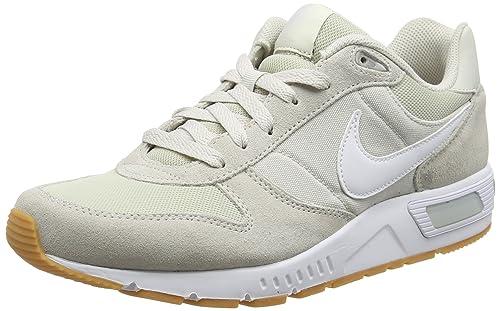 sale retailer 5ee7f 13a03 Nike Nightgazer - Scarpe da Corsa, Uomo, Colore Beige (Light Bone White