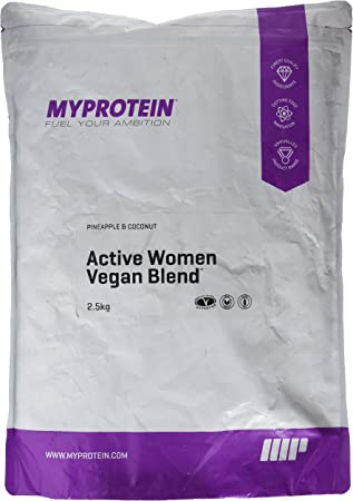 MyProtein Active Woman Blend Mezcla Vegana de Proteínas ...