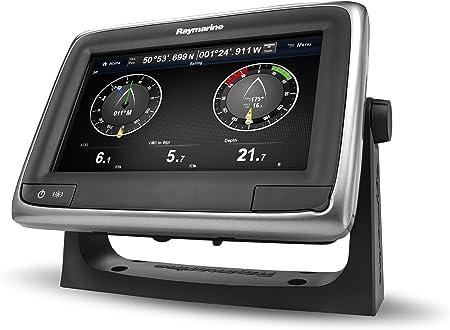 Raymarine A78/Sonar Pantalla multifunción con Wi-Fi, 7 Pulgadas: Amazon.es: Deportes y aire libre