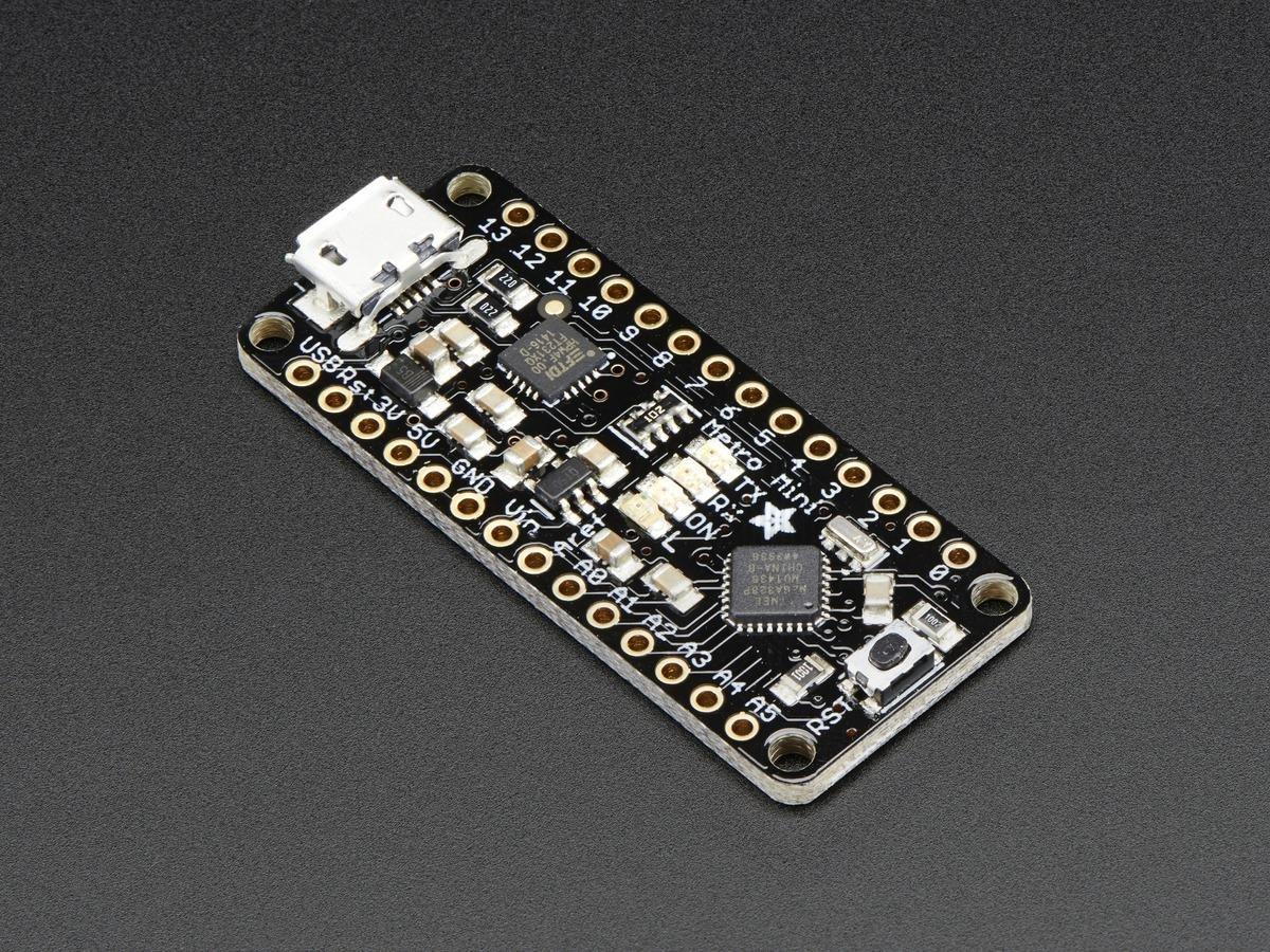 Adafruit 2590 Metro Mini 328-5V 16MHz