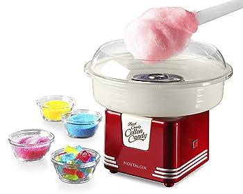 NOSTALGIA 450-Watts Cotton Candy Machine