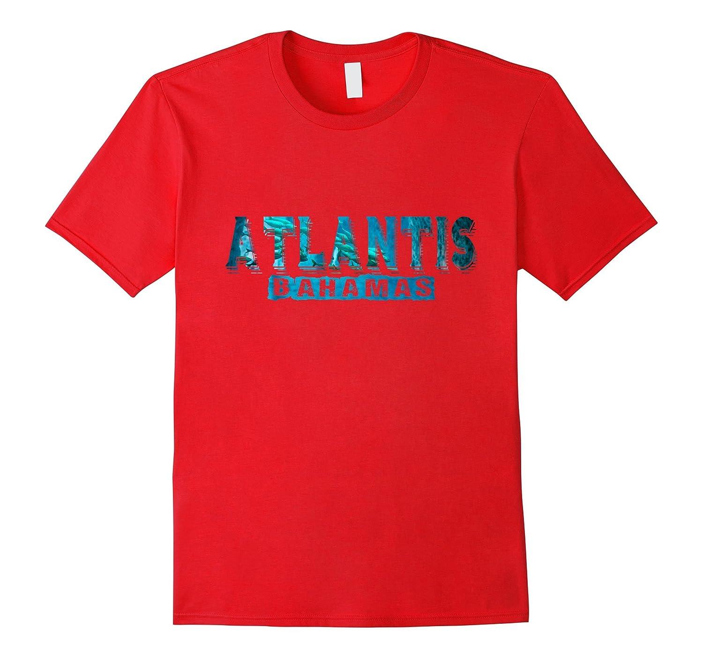 Atlantis Bahamas T-shirt Tee Cool Summer Holiday-CD