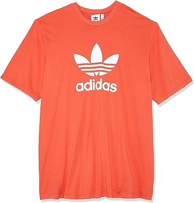 adidas Trefoil T - Camiseta Hombre: Amazon.es: Ropa y accesorios