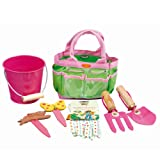 Kids Garden Set for Girls - Pink