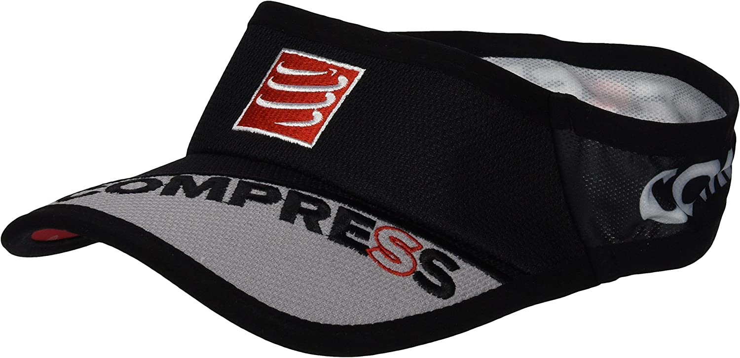 COMPRESSPORT Ultraligh Visera, Unisex, Negro, S: Amazon.es ...