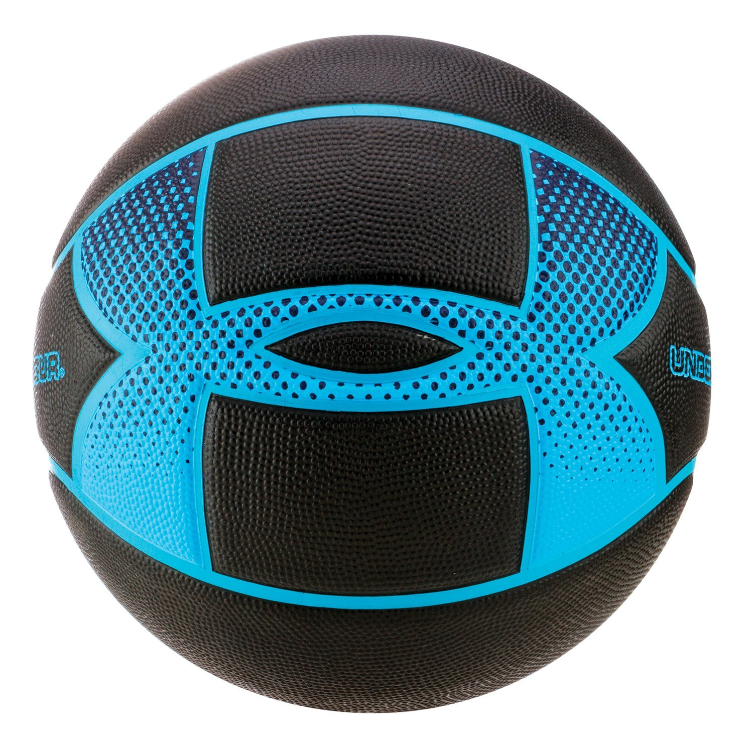 NEW 295 Basketball Blue/Black Under Armour Ultimate Grip Feel Dual-Density Cover eBay