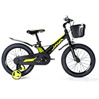 JAVA Turbo Alloy Kids Bike,14 16 18 Inch Magnesium Alloy Frame Children Bicycle
