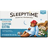 Celestial Seasonings Sleepytime Extra Herbal Tea (Pack of 20)