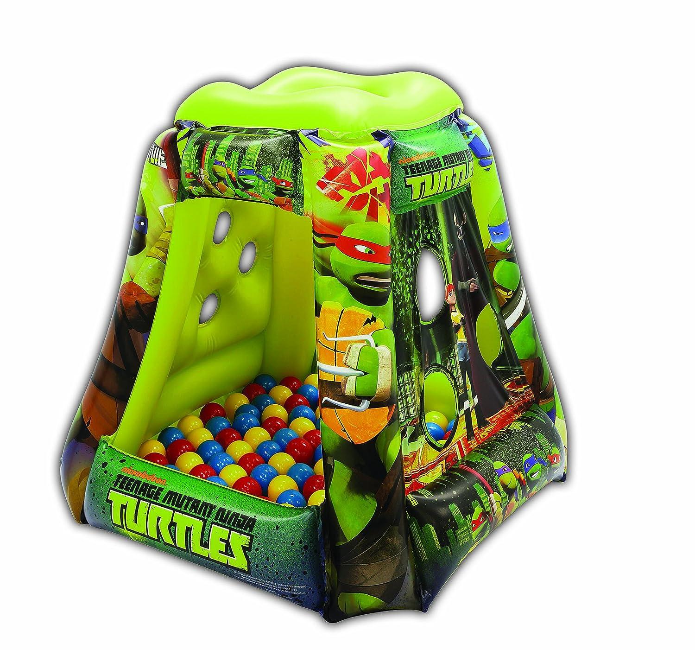 Teenage Mutant Ninja Turtles Turtle Heroes Tower Playland B00DUOE9GO
