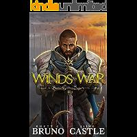 Winds of War: (Buried Goddess Saga Book 2) (English Edition)