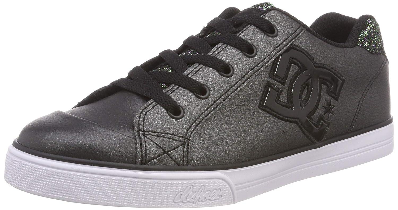 DC Shoes Chelsea Se, Chaussures de Skateboard Skateboard de Fille 28 EU|Multicolore (Black Multi Bk5) 0c1f3a