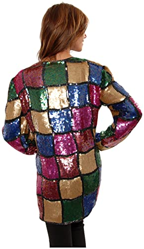 09af9f65ba7aa Great Heavy Sequim Beaded Jacket Plus Sizes at Amazon Women s Clothing store