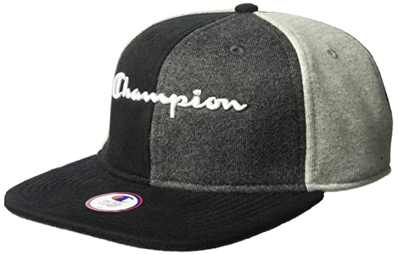 Amazon.com  Champion LIFE Men s Reverse Weave Baseball Hat ... d621587b729
