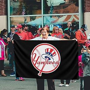 Voglawear The New York Yankees Flag Flag 3x5 Feet Garden Flag Outdoor Decoration Banner