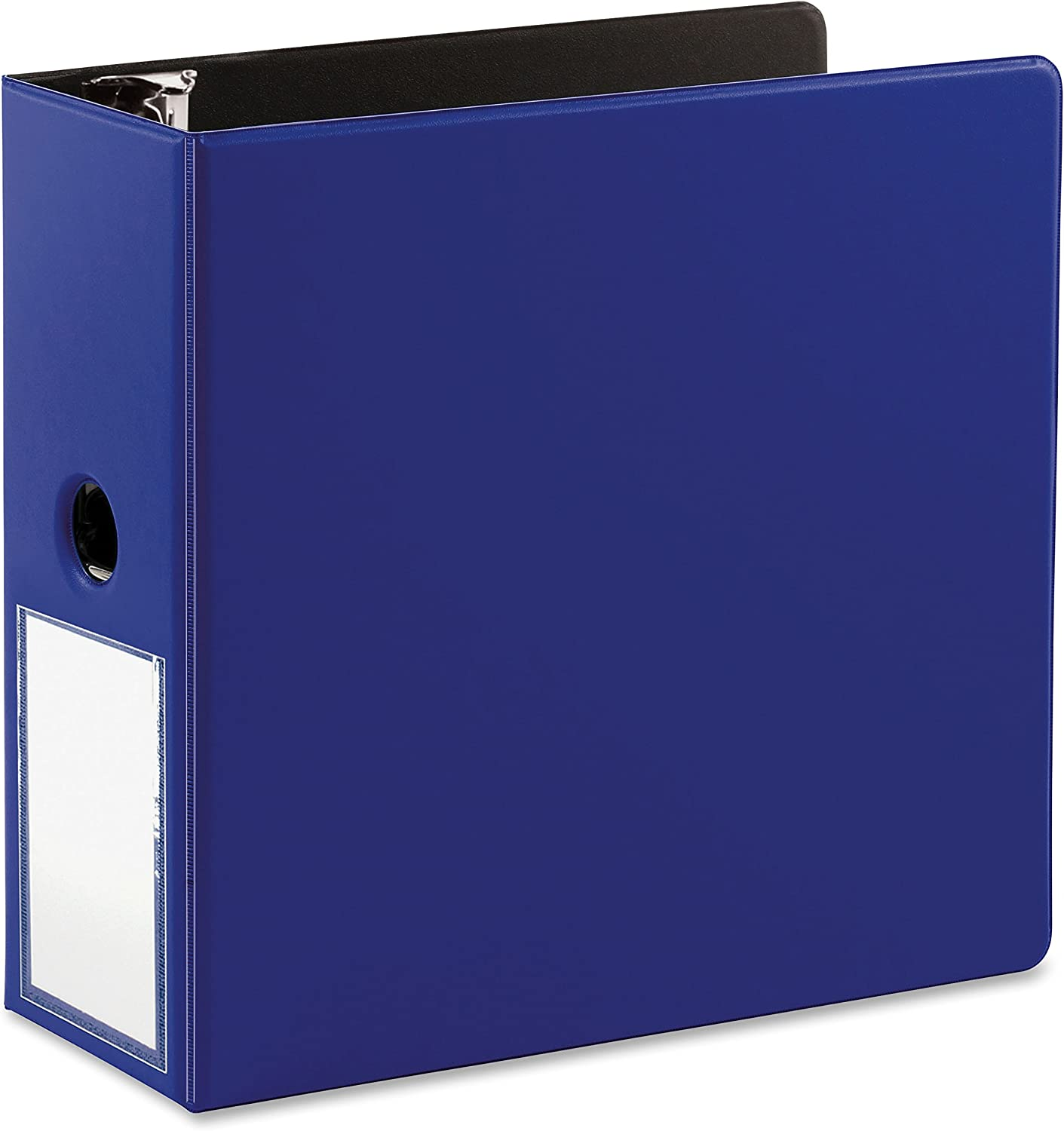 Navy 33123 Business Source 5 D-Ring Binder Binders Office Products ...