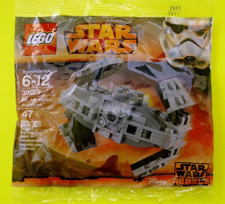 LEGO Star Wars: TIE Advanced Prototype Establecer 30275 ...