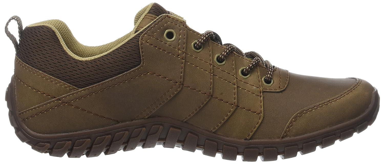 Caterpillar Instruct, Sneaker Uomo, Marrone (Mens Coffee Mens Coffee), 40 EU