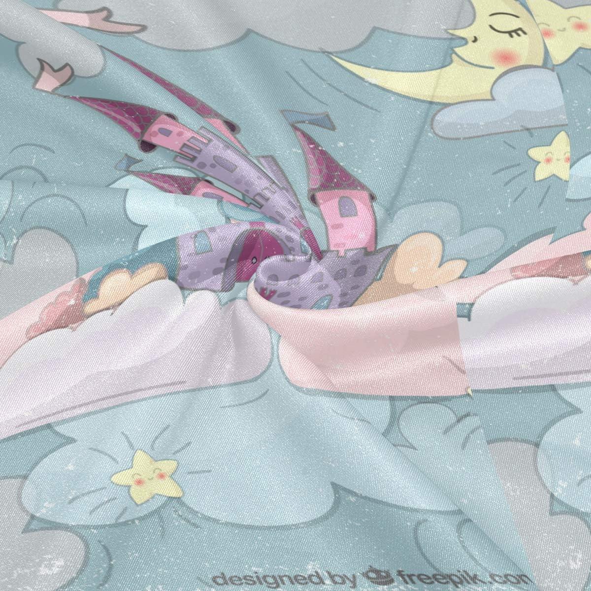 Arilce Hand Drawn Fairytale Castle,3D Pattern Sweaters Fashion Hoodies Sweatshirts Unisex,Men Women Boy Girl Kid Youth