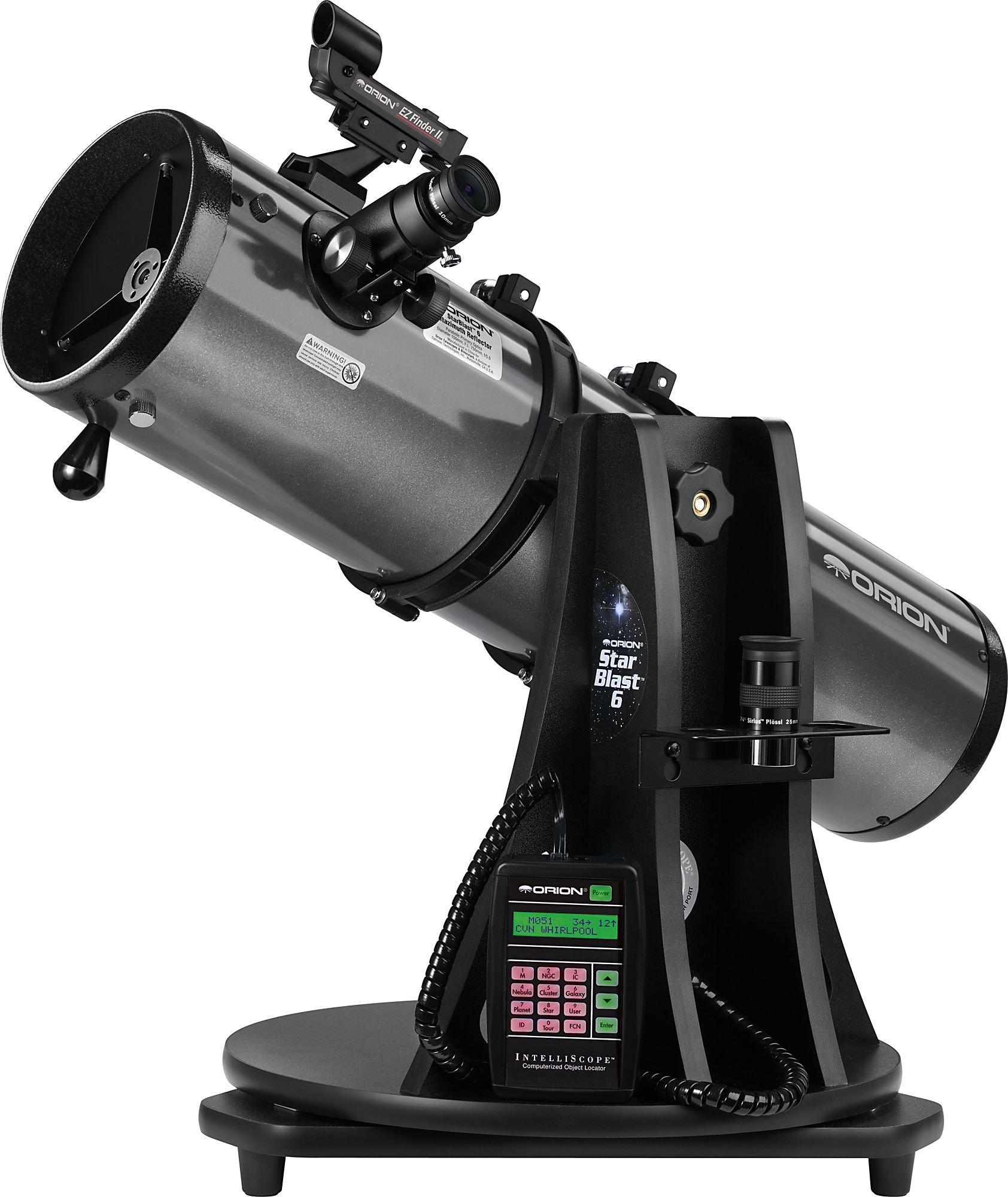 Orion 27191 StarBlast 6i IntelliScope Reflector Telescope by Orion