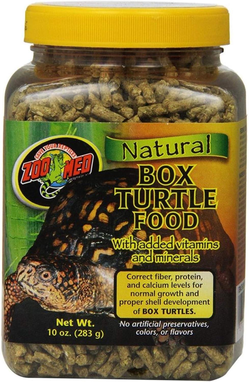 Zoo Med Box Turtle/Tortoise Food