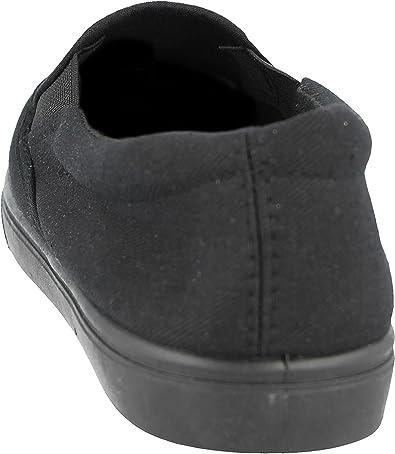 Baskets Chaussures en Toile Bateau Espadrilles Tennis Mocassins pour Homme Décontracté Pointure 41 46