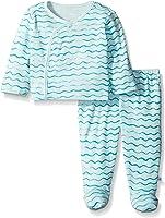 Rosie Pope Baby Boys' Kimono Set