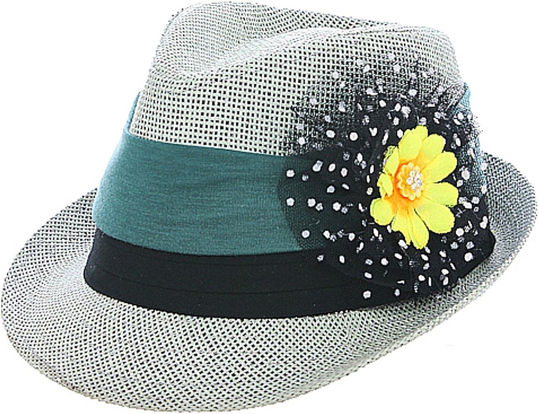 Women's Floral Polka Dot...