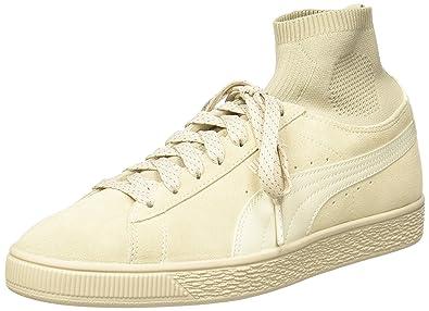 02 364074 Sock Puma Classic Beige Basket Suede BxCderoW