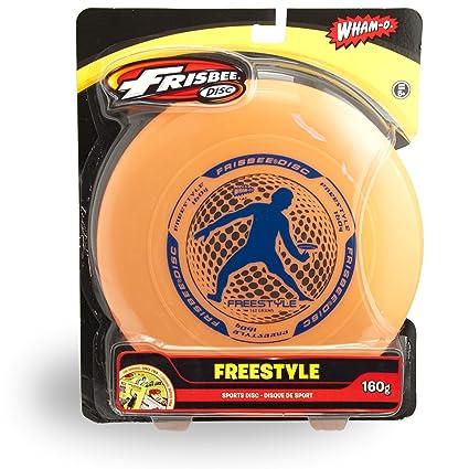 Flug- & Drachensport Wham-O Pro Freestyle Frisbee 160 Gram Assorted Colors