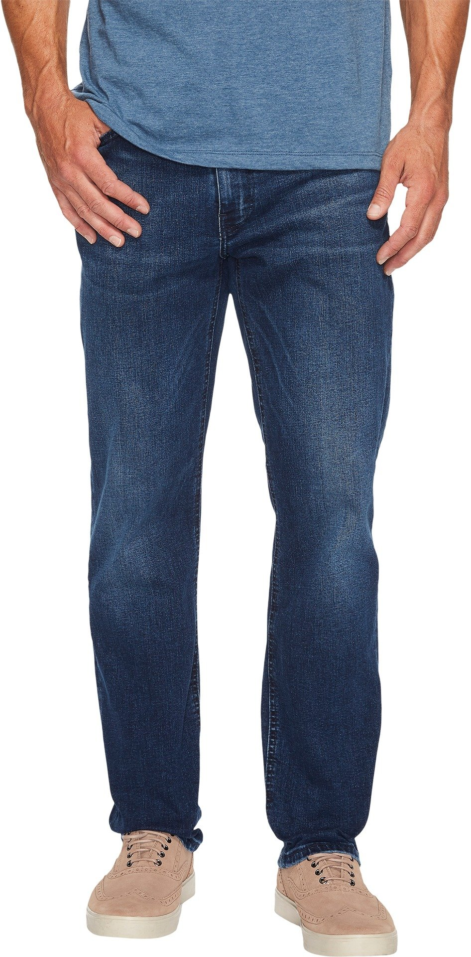 Levi's Men's 541 Athletic Straight-Fit Jean, Husker - Stretch, 36x32 by Levi's