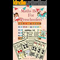 Math Book For Preschoolers: Preschool Math Workbook for toddler Ages 2-4