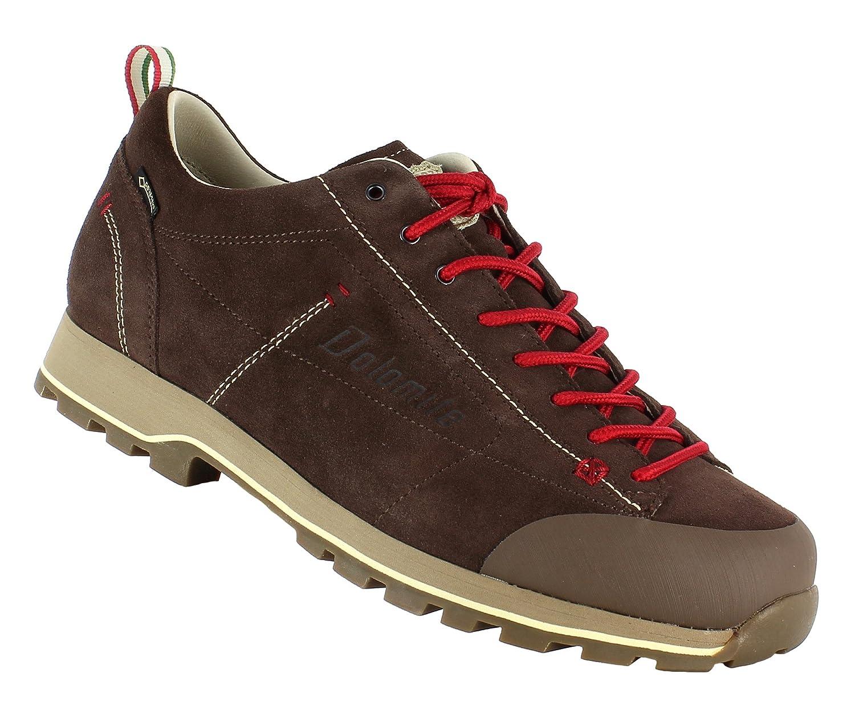 Marron 41.5 EU Dolomite chaussures hommes 54 Faible GTX
