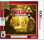 Nintendo CTRPBZL5 The Legend of Zelda: A Link Between Worlds - Nintendo 3DS