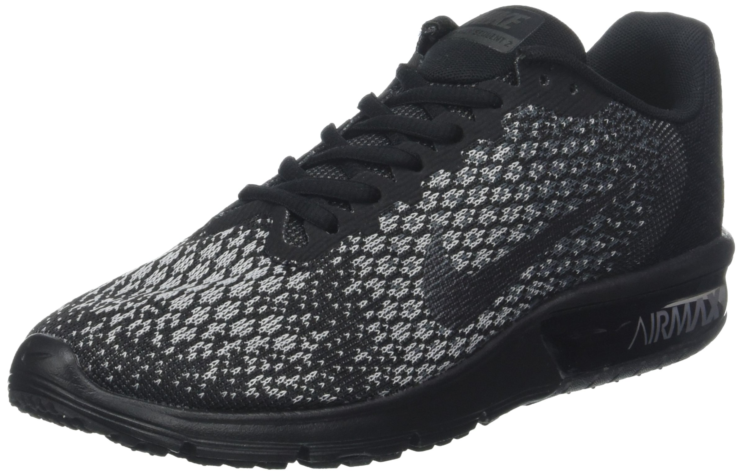 the latest 4817e ccd12 Galleon - Nike Air Max Sequent 2 Mens Running Shoes