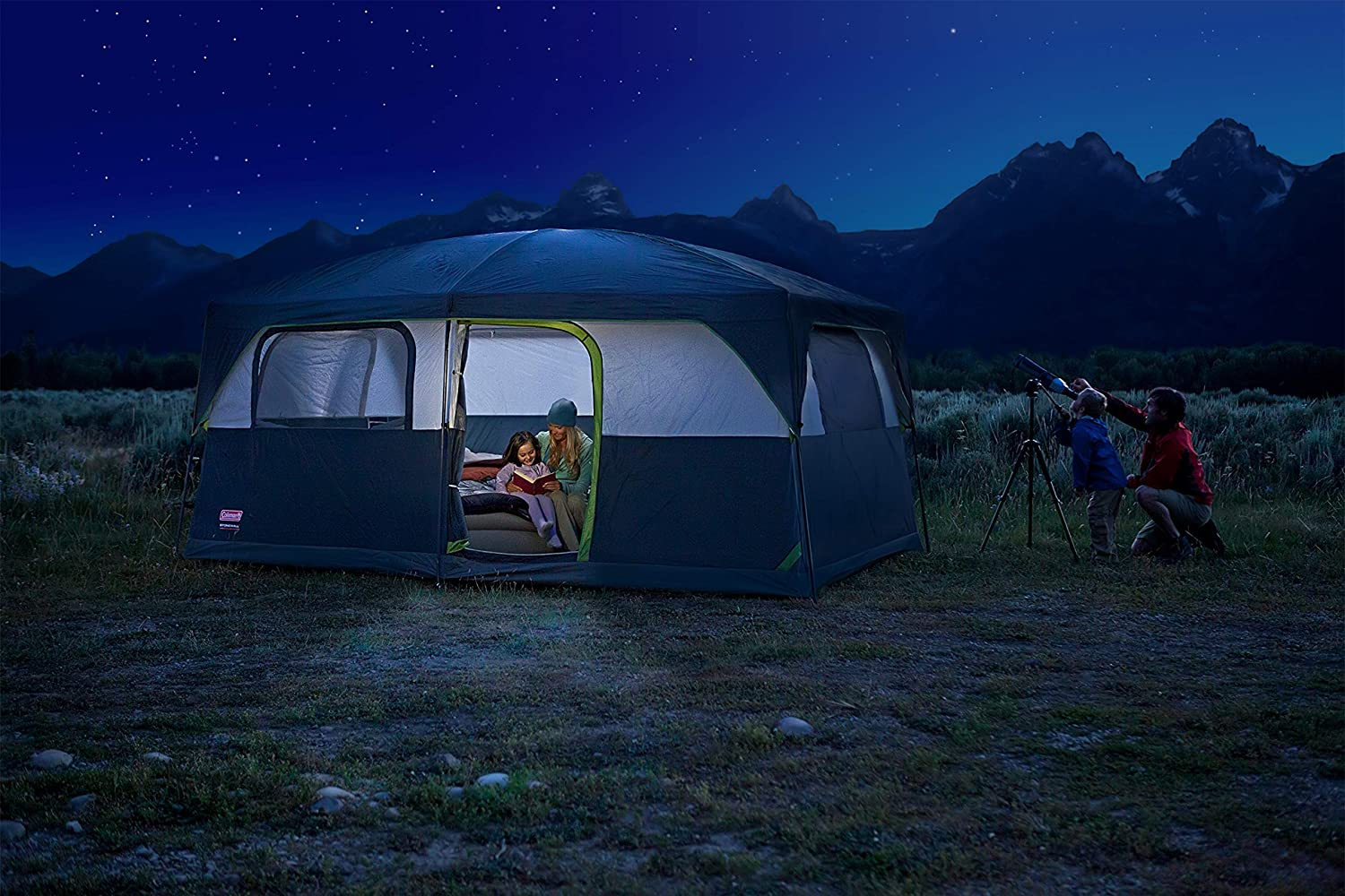 9-Person Cabin Tent Review