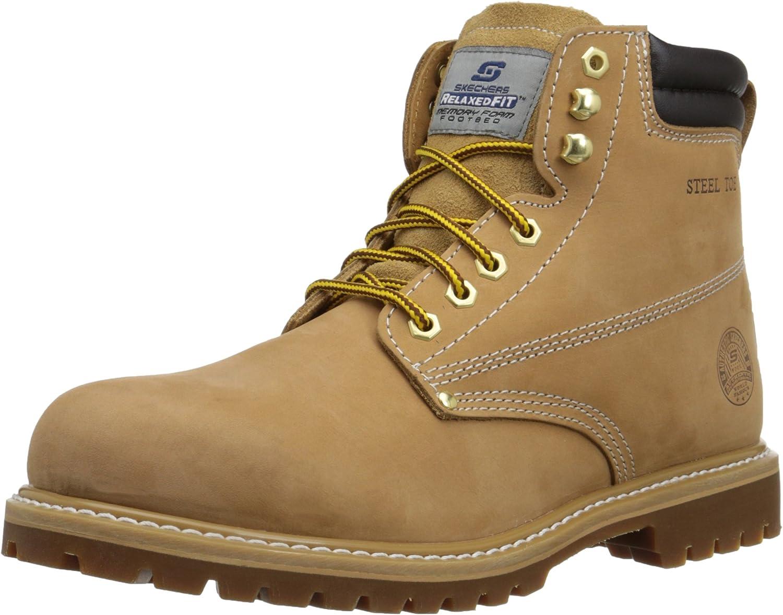 Foreman Concore Steel-Toe Boot