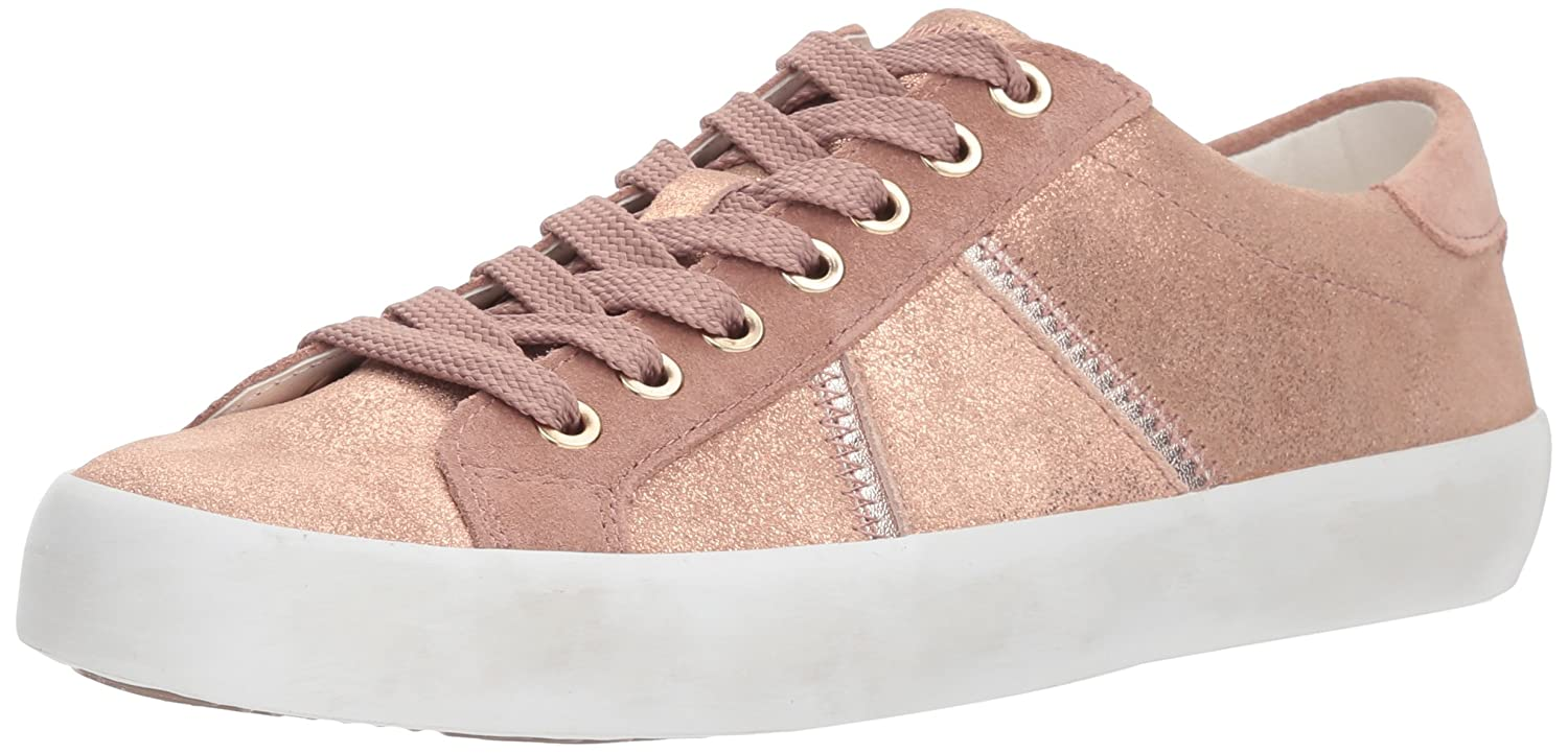 Sam Edelman Women's Baylee Sneaker B072KPLSRR 6 B(M) US|Blush/Dusty Rose